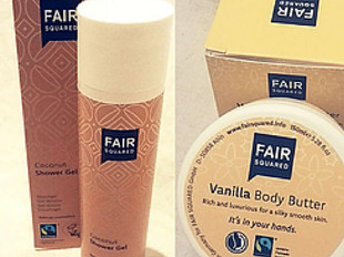 Week 50 - Review: Fair Squared body butter & shower gel