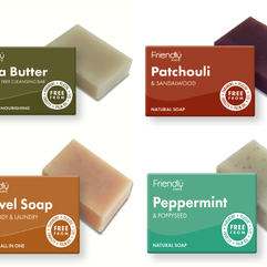 Review: Friendly Soaps