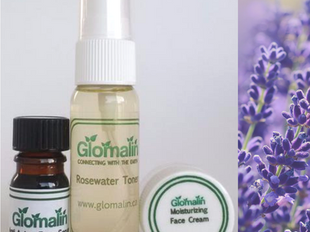 Review: Glomalin travel size trio