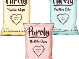 Review: Purely plantain chips
