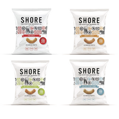 Review: Shore Scottish Seaweed co, seaweed puffs