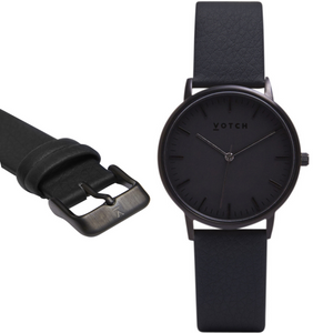 Votch Vegan Leather Watch
