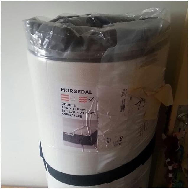 IKEA Mordegal Memory Foam Mattress