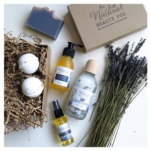 Lavender Lovers Pamper Gift Set