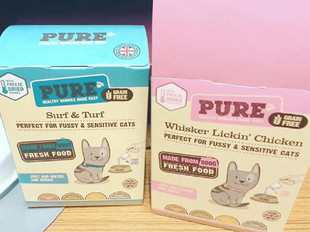 Week 36 - Review: Pure pet food