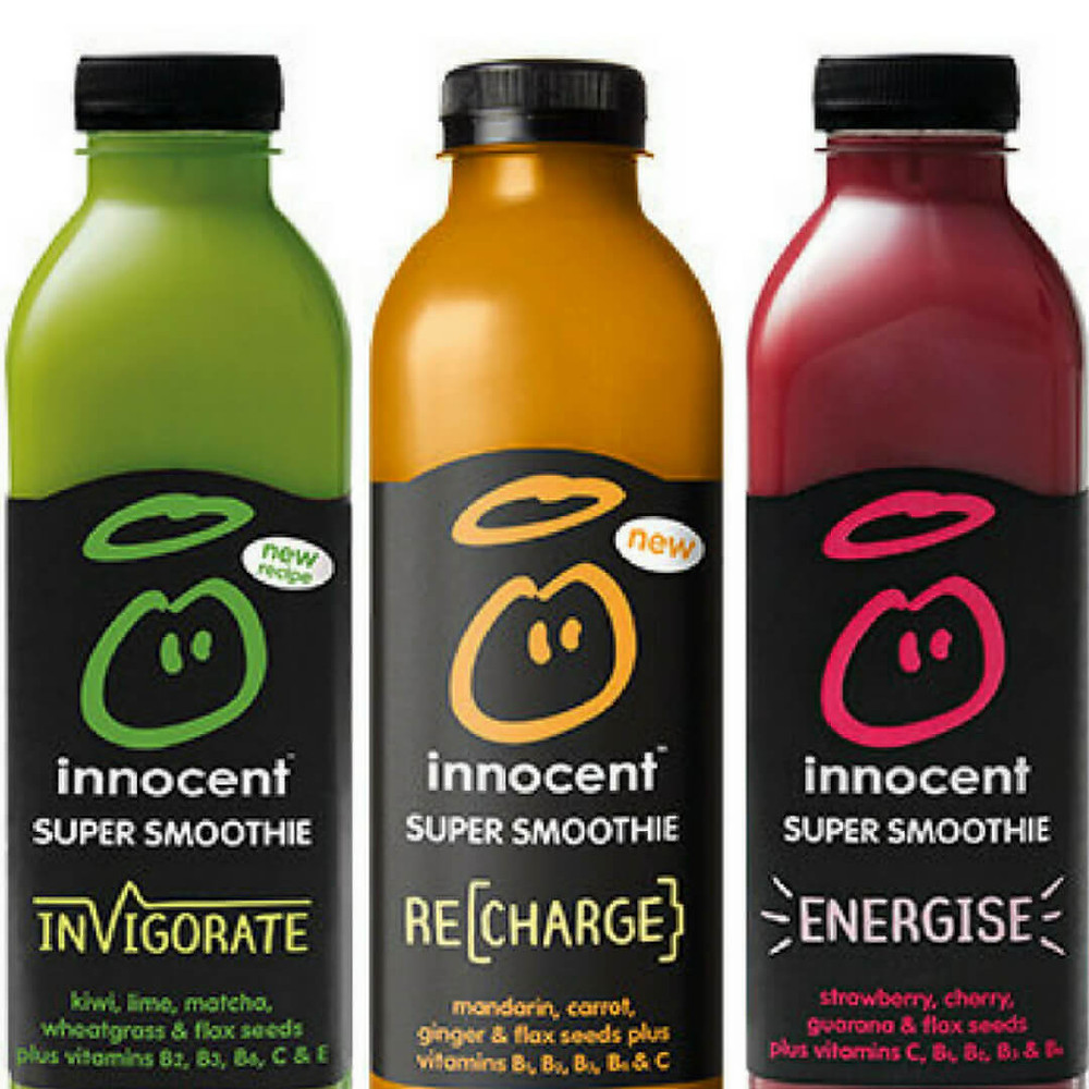 Innocent Super Smoothies