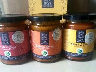 Review: Bay's Kitchen stir-in sauces
