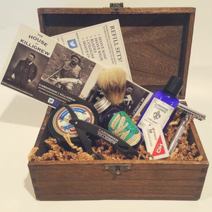 Cardinham | Killigrew Earth-friendly Wood Shave Kit