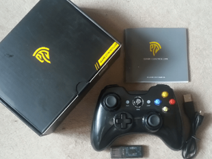 Review: EasySMX kc-8236 wireless game pad