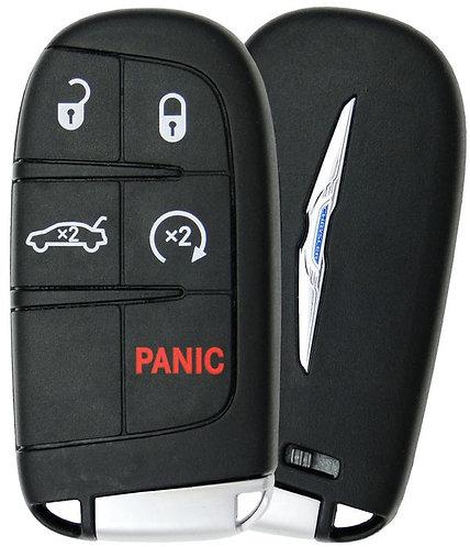 Smart Keyless Entry Remote & Key w/Remote Start