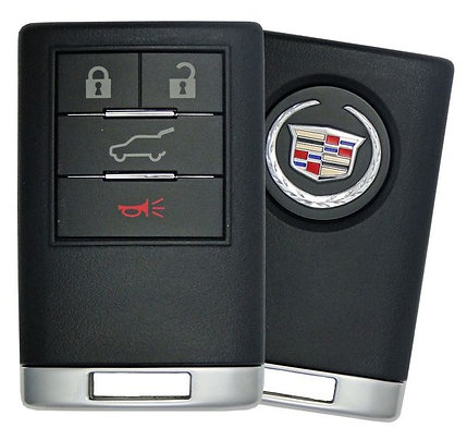 Cadillac Keyless Entry Remote (SUV)