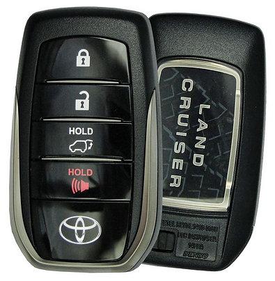 Toyota Smart Keyless Entry Remote 4/B HYQ14FBA w/Hatch