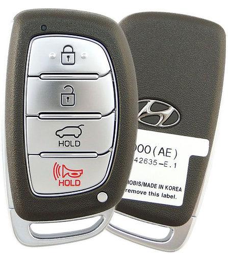 Smart Keyless Entry Fob 4/B TQ8FOB4F11 (433 MHZ)
