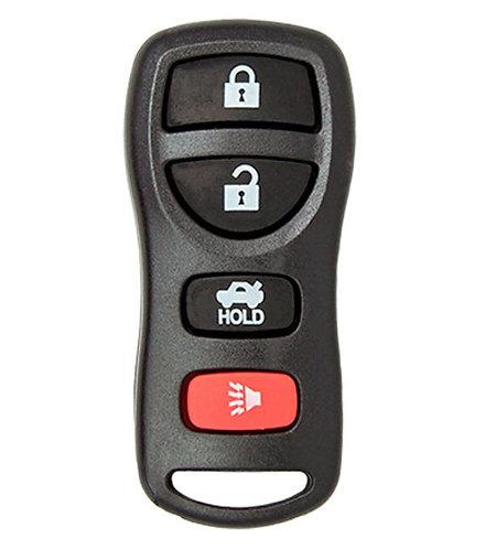 Keyless Entry Key Fob 4/B KBRASTU15