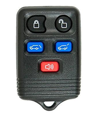 Keyless Entry Key Fob 4/B CWTWB1U551(Liftgate)