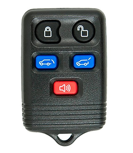 Keyless Entry Key Fob 4/B CWTWB1U551(Liftgate)