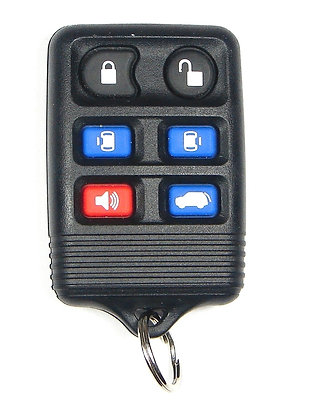 Keyless Entry Key Fob 6/B CWTWB1U511 w/Power Doors & Liftgate