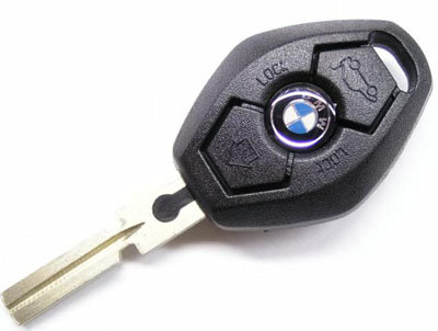 BMW Remote & Laser Key