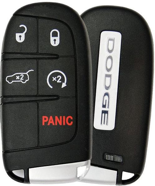 Dodge Smart Keyless Entry w/Hatch & Remote Start
