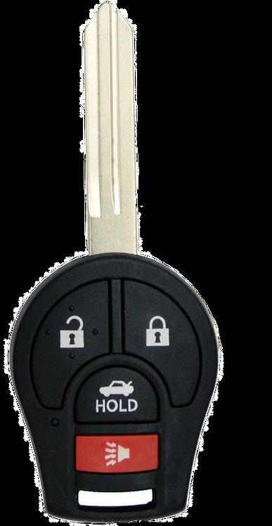 Nissan Remote & Key 4/B CWTWB1U751