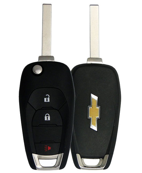 Keyless Entry Flip Remote Key 3/B (LXP-T003)