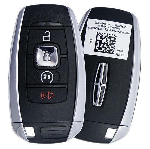 Lincoln Smart Keyless Entry Remote 4/B M3N-A2C94078000
