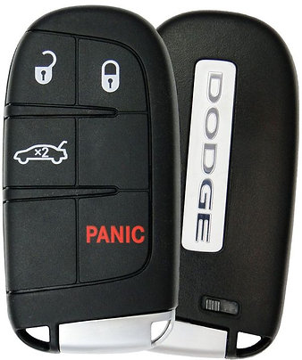 Dodge Smart Keyless Entry