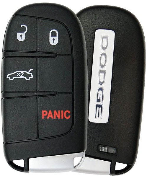 Dodge Smart Keyless Entry
