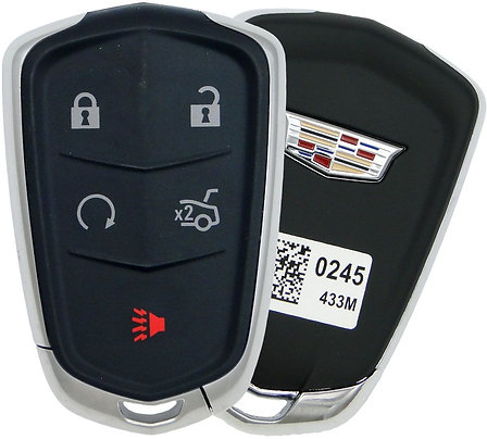 Cadillac Keyless Entry Remote w/Remote Start