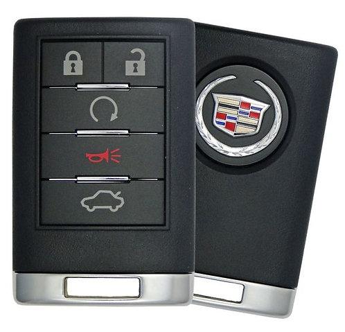 Cadillac Keyless Entry Remote w/Remote Start
