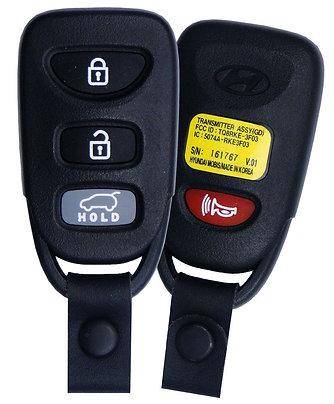 Keyless Entry Key Fob 4/B (OSLOKA-423T)