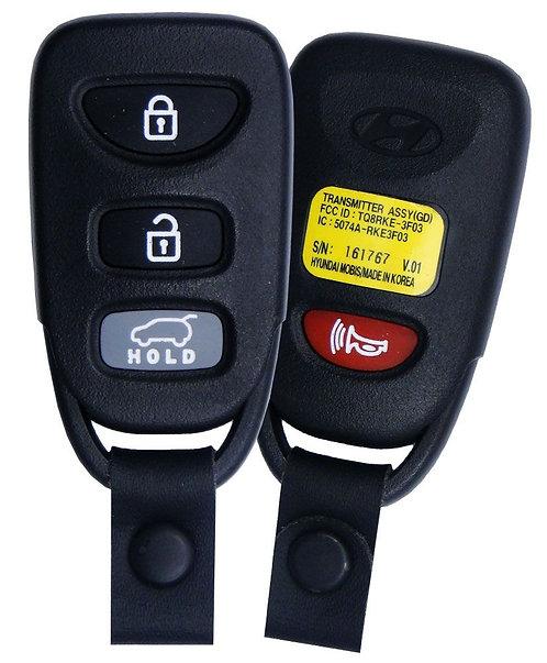 Keyless Entry Key Fob 4/B (PINHA-T038)