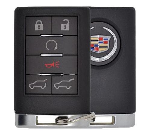 Cadillac Keyless Entry Remote w/Remote Start & Hatch