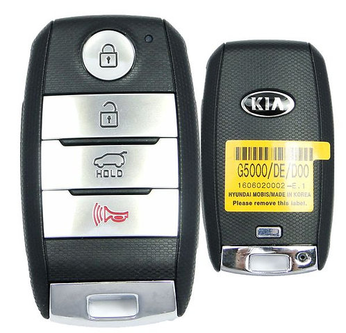 KIA Smart Keyless Entry 4/B TQ8-FOB-4F08 (433 MHZ)