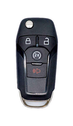 Flip Keyless Entry Remote & Key 4/B N5F-A08TDA