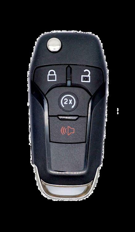 Flip Keyless Entry Remote & Key 4/B N5F-A08TDA