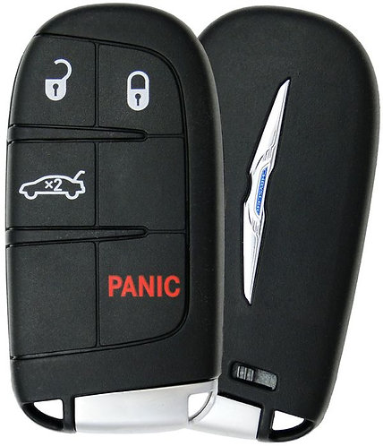 Smart Keyless Entry Remote & Key