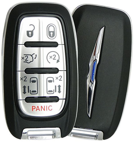 Smart Keyless Entry Remote 7/B