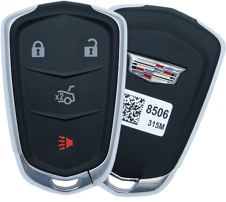 Cadillac Keyless Entry Remote