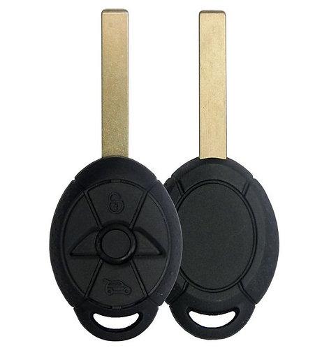 Mini Cooper Remote & Laser Key
