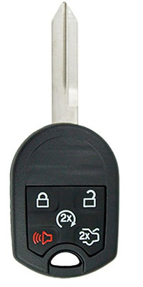 Keyless Entry Remote & Key 5/B CWTWB1U793 w/Remote Start