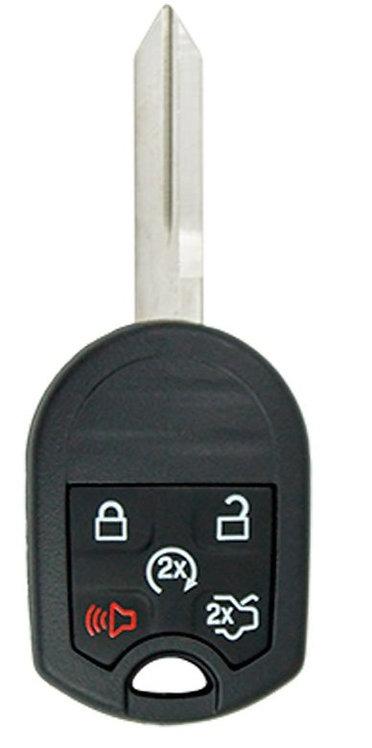 Keyless Entry Remote & Key 5/B CWTWB1U793 w/Remote Start