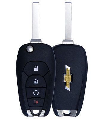 Keyless Entry Flip Remote Key 4/B (Engine Start)