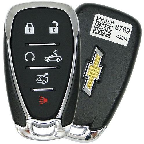 Smart Keyless Entry Remote HYQ4EA W/Engine Start & Convertible 6/B