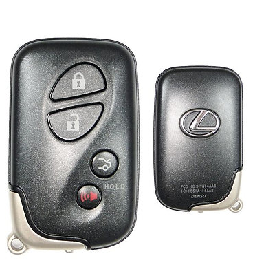 Lexus Smart Keyless Entry Remote 4/B HYQ14AAB (Trunk)