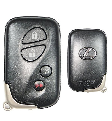 "Lexus Smart Keyless Entry Remote 4/B HYQ14AAB (Trunk) ""E"" Board"