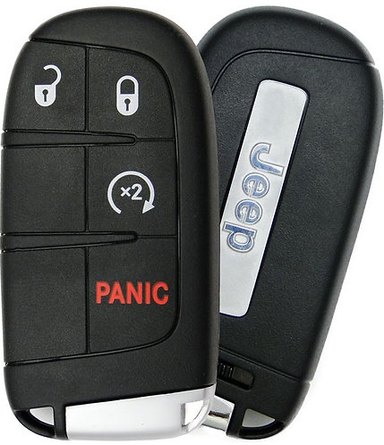 Jeep Smart Keyless Entry 4/B w/Remote Start