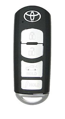 Toyota Smart Keyless Entry Remote 4/B WAZSKE13D02