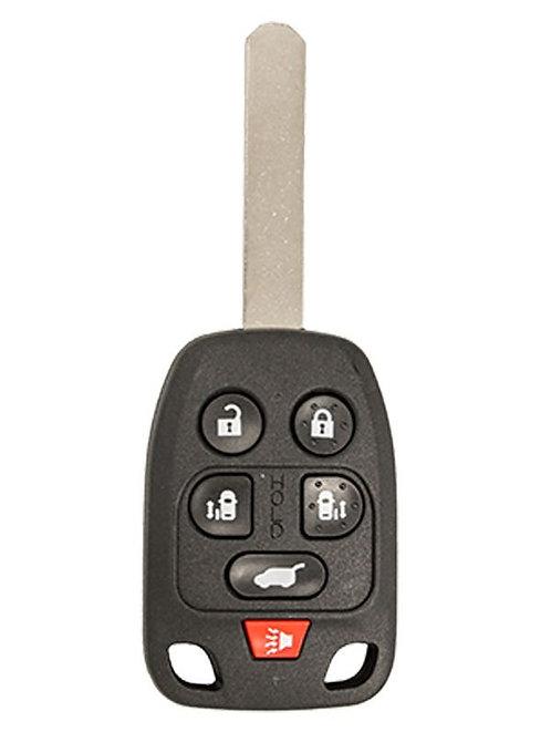 Honda Laser Remote & Key 6/B N5F-A04TAA