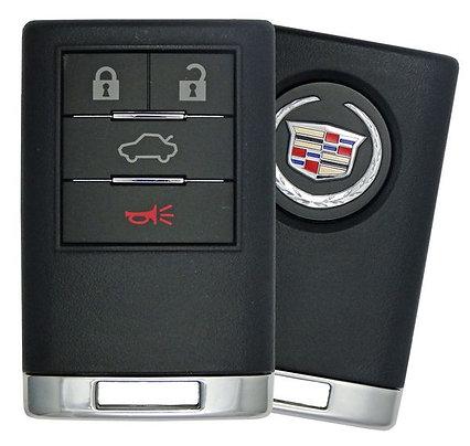 Cadillac Keyless Entry Remote